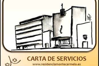 CARTA DE SERVICIOS RESIDENCIA DE ANCIANOS