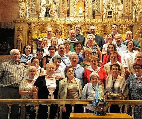 la fiesta de la patrona de Madrid, Nuestra Señora de la Almudena