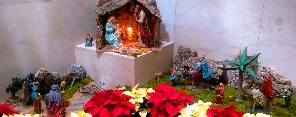 Navidad en Residencia Monte Carmelo