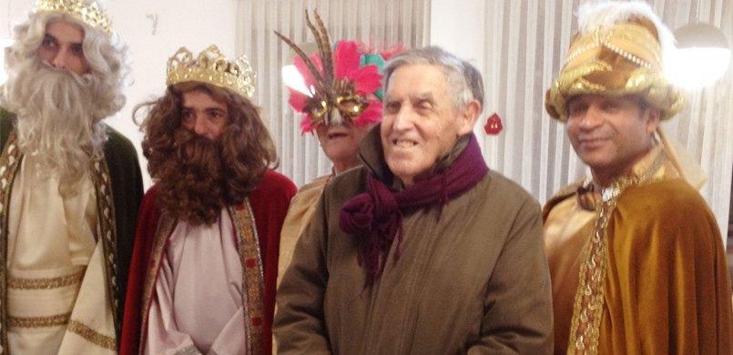 Noche de Reyes 7 - Residencia Monte Carmelo