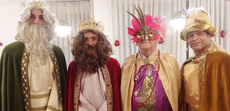 Noche de Reyes 8 - Residencia Monte Carmelo