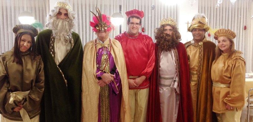 Noche de Reyes 9 - Residencia Monte Carmelo