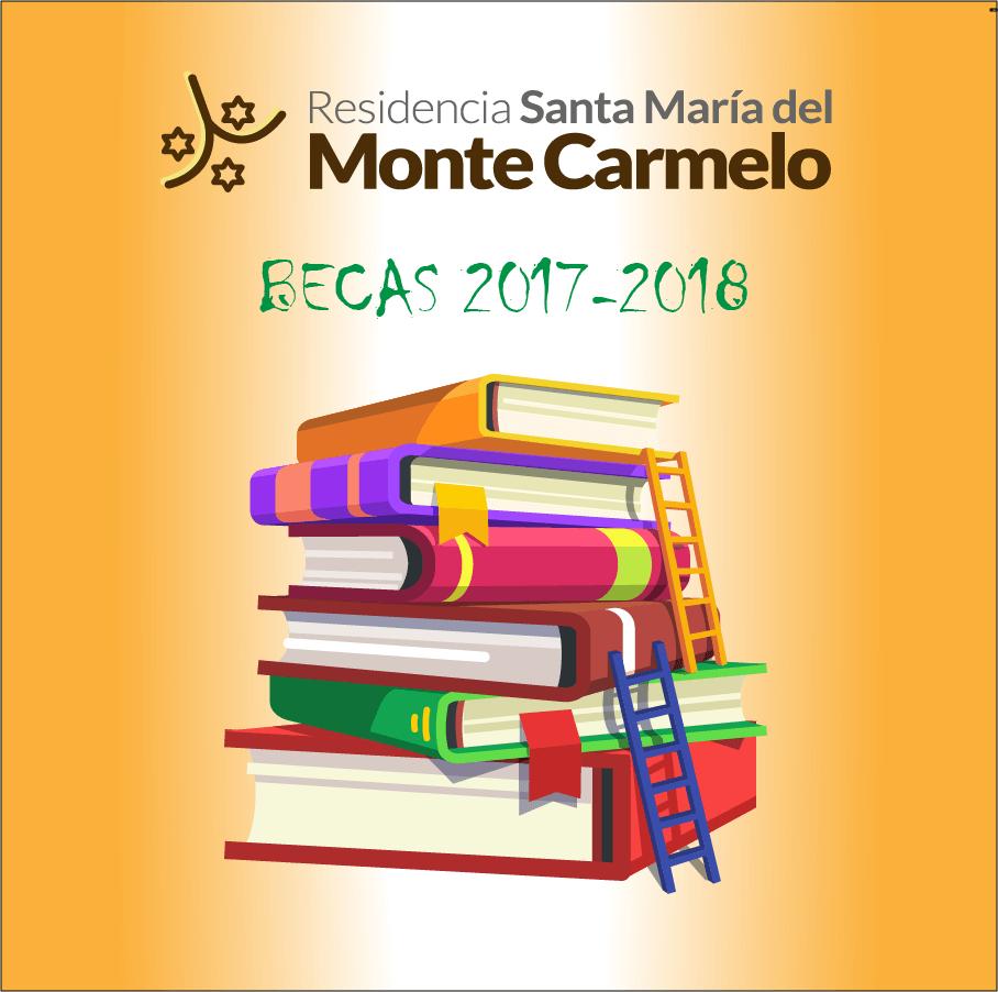 Becas MONTE CARMELO 2017-2018
