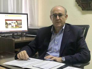 Padre Vicente Aranda Director residencia monte carmelo