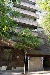 fachada Residencia Monte Carmelo